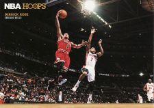 Buy 2012-13 Hoops Courtside #4 - Derrick Rose - Bulls