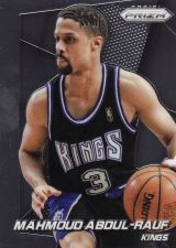 Buy 2014-15 Panini Prizm #185 - Mahmoud Abdul-Rauf - Kings