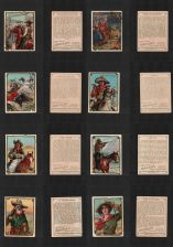 Buy T53 Hassan Cowboy Cigarette Cards - Extremely Nice Complete Set - T53SET-2