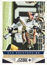 Buy 2013 Score #172 - Sam Bradford - Rams