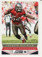 Buy 2013 Score #206 - Lavonte David - Buccaneers