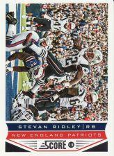 Buy 2013 Score #126 - Stevan Ridley - Patriots