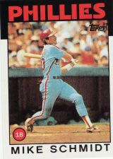 Buy 2010 Topps Card Your Mom Threw Out #CMT93 - Mike Schmidt - Phillies