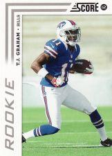Buy 2012 Score #399 - T.J. Graham - Bills