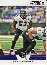 Buy 2012 Score #164 - Ray Lewis - Ravens