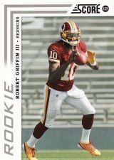 Buy 2012 Score #368 - Robert Griffin III - Redskins