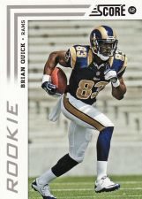 Buy 2012 Score #309 - Brian Quick - Rams