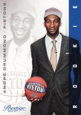 Buy 2012-13 Prestige #206 - Andre Drummond - Pistons