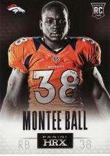 Buy 2013 Panini Prizm HRX Rookies #3 - Montee Ball - Broncos