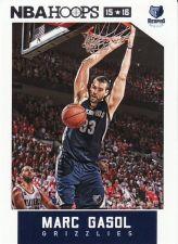 Buy 2015-16 Hoops #74 - Marc Gasol - Grizzlies