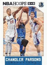 Buy 2015-16 Hoops #107 - Chandler Parsons - Mavericks