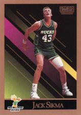 Buy 1990-91 Skybox #166 - Jack Sikma - Bucks