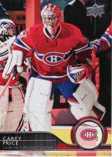 Buy 2014-15 Upper Deck #100 - Carey Price - Canadiens