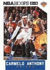 Buy 2015-16 Hoops #97 - Carmelo Anthony - Knicks