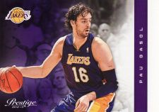 Buy 2012-13 Prestige #51 - Pau Gasol - Lakers