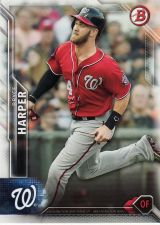 Buy 2016 Bowman #100 - Bryce Harper - Nationals