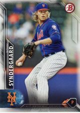 Buy 2016 Bowman #58 - Noah Syndergaard - Mets