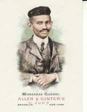 Buy 2007 Allen & Ginter #103 - Mohandas Gandhi