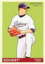 Buy 2009 Goudey #165 - Jake Peavy - Padres