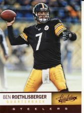 Buy 2012 Absolute Retail #13 - Ben Roethlisberger - Steelers