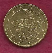 Buy Austria 10 € EURO CENTS 2002 Coin