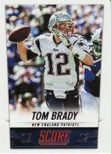 Buy 2014 Score #128 - Tom Brady - Patriots