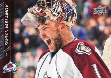 Buy 2015-16 Upper Deck #49 - Semyon Varlamov - Avalanche