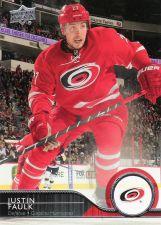 Buy 2014-15 Upper Deck #34 - Justin Faulk - Hurricanes