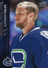 Buy 2015-16 Upper Deck #433 - Alexander Edler - Canucks
