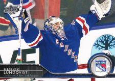 Buy 2014-15 Upper Deck #132 - Henrik Lundqvist - Rangers
