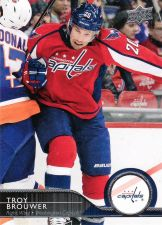 Buy 2014-15 Upper Deck #191 - Troy Brouwer - Capitals