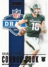Buy 2016 Score NFL Draft #3 - Connor Cook - Raiders
