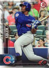 Buy 2016 Bowman #19 - Jorge Soler - Cubs