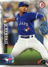 Buy 2016 Bowman #113 - Marcus Stroman - Blue Jays