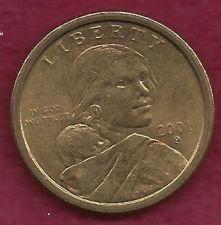 Buy US $1 Dollar 2001 P - Sacagawea Coin
