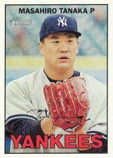 Buy 2016 Topps Heritage #436 - Masahiro Tanaka - Yankees
