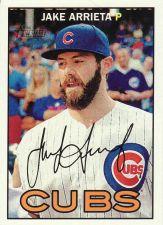 Buy 2016 Topps Heritage #78 - Jake Arrieta - Cubs