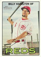Buy 2016 Topps Heritage #120 - Billy Hamilton - Reds