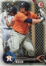 Buy 2016 Bowman Prospects #BP92 - A.J. Reed - Astros