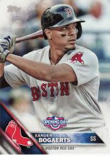 Buy 2016 Topps Opening Day #OD77 - Xander Bogaerts - Red Sox