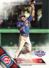 Buy 2016 Topps Opening Day #OD121 - Addison Russell - Cubs