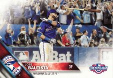 Buy 2016 Topps Opening Day #OD187 - Jose Bautista - Blue Jays