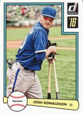 Buy 2016 Donruss '82 #2 - Josh Donaldson - Blue Jays