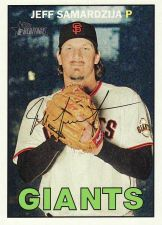 Buy 2016 Topps Heritage #389 - Jeff Samardzija - Giants