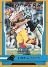 Buy 2016 Score Stoppers Gold #6 - Luke Kuechly - Panthers