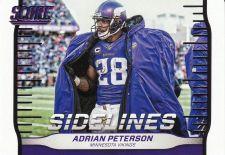 Buy 2016 Score Sidelines #3 - Adrian Peterson - Vikings