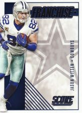 Buy 2016 Score Franchise #17 - Jason Witten - Cowboys