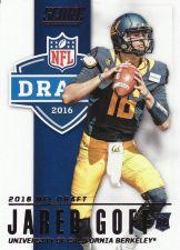 Buy 2016 Score NFL Draft #2 - Jared Goff - Rams