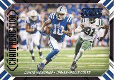 Buy 2016 Score Chain Reaction Black #10 - Donte Moncrief - Colts