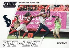 Buy 2016 Score Toe The Line #3 - DeAndre Hopkins - Texans